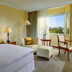 Отель The Westin Bellevue Dresden Германия, Дрезден - 3 отзыва об отеле, цены и фото номеров - забронировать отель The Westin Bellevue Dresden онлайн комната для гостей фото 3