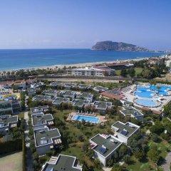 Отель Green Garden Suite пляж