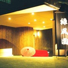 Отель Ryokufuen Япония, Ито - отзывы, цены и фото номеров - забронировать отель Ryokufuen онлайн вид на фасад