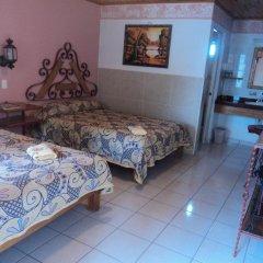 Отель Paraiso del Bosque Мексика, Креэль - отзывы, цены и фото номеров - забронировать отель Paraiso del Bosque онлайн комната для гостей фото 3