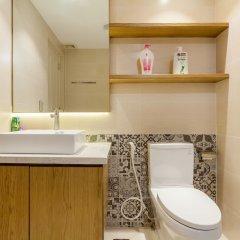 Апартаменты Henry Apartment Luxury Studio ванная фото 2