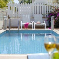 Отель Athina Villa 8 Кипр, Протарас - отзывы, цены и фото номеров - забронировать отель Athina Villa 8 онлайн бассейн фото 2