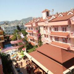 Отель Rosy Apart балкон