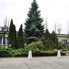 Hotel Topaz Poznan Centrum парковка