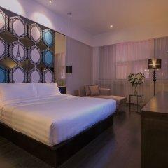 Orange Hotel Select Luohu Shenzhen Шэньчжэнь комната для гостей фото 5