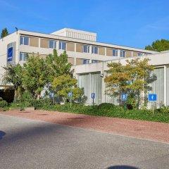 Отель Novotel Antwerpen парковка