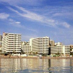 Отель Apartamentos Bajondillo пляж фото 2