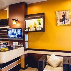 Отель Chalong Boutique Inn гостиничный бар