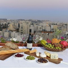 My Jerusalem View - Boutique Hotel Израиль, Иерусалим - отзывы, цены и фото номеров - забронировать отель My Jerusalem View - Boutique Hotel онлайн бассейн