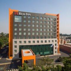 Отель Real Inn Guadalajara Expo парковка