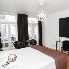 Отель Bandb La Casa-Bxl Брюссель комната для гостей фото 5