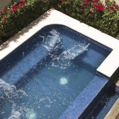 Отель San Angel Suites Педрегал бассейн фото 3