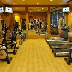 Отель Alkoclar Exclusive Kemer Кемер фитнесс-зал фото 2