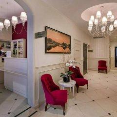 Hotel Queen Mary Paris интерьер отеля
