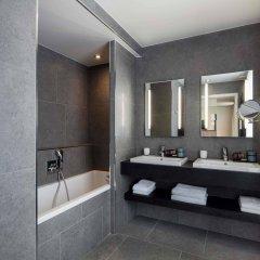 Отель Best Western Premier Opera Liege Франция, Париж - 1 отзыв об отеле, цены и фото номеров - забронировать отель Best Western Premier Opera Liege онлайн ванная