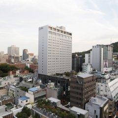 Отель Solaria Nishitetsu Hotel Seoul Myeongdong Южная Корея, Сеул - 1 отзыв об отеле, цены и фото номеров - забронировать отель Solaria Nishitetsu Hotel Seoul Myeongdong онлайн с домашними животными