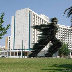 Отель Hilton Athens спортивное сооружение