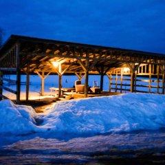Отель Auberge du Village Shawville Motel гостиничный бар
