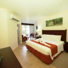 Отель Jewel Paradise Cove Adult Beach Resort & Spa Ямайка, Сент-Аннc-Бей - отзывы, цены и фото номеров - забронировать отель Jewel Paradise Cove Adult Beach Resort & Spa онлайн комната для гостей фото 4