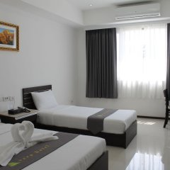 Отель Vera Hotel Филиппины, Пампанга - отзывы, цены и фото номеров - забронировать отель Vera Hotel онлайн комната для гостей фото 5