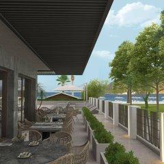 Orka Nergis Beach Hotel Турция, Мармарис - отзывы, цены и фото номеров - забронировать отель Orka Nergis Beach Hotel онлайн балкон