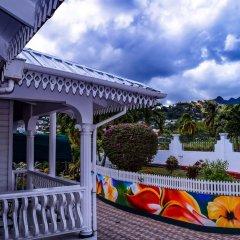 Отель Grenadine House балкон