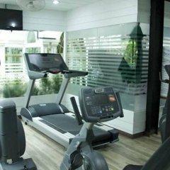 Отель The Tawana Bangkok фитнесс-зал