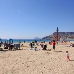 Отель Calpe V Costa Calpe пляж