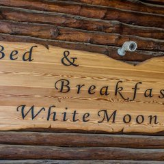 Отель B&B White Moon комната для гостей фото 2