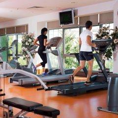 Limak Lara Deluxe Hotel & Resort фитнесс-зал