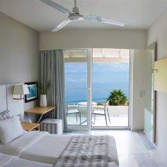 Отель Acharavi Beach Греция, Корфу - отзывы, цены и фото номеров - забронировать отель Acharavi Beach онлайн комната для гостей фото 2