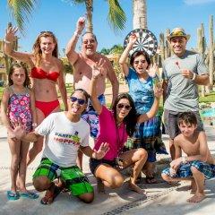 Отель Posada Real Los Cabos Beach Resort Todo Incluido Opcional детские мероприятия фото 2