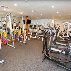 Отель Centara Kata Resort Phuket фитнесс-зал