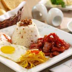 Отель Kimberly Manila Филиппины, Манила - отзывы, цены и фото номеров - забронировать отель Kimberly Manila онлайн питание фото 2