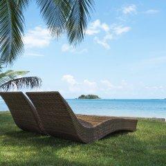 Отель Tropica Island Resort - Adults Only пляж