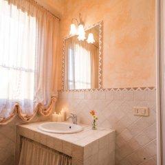 Отель B&B Maestà di Cudino Ареццо ванная