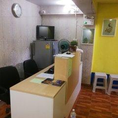 Отель Miku Guesthouse Бангкок удобства в номере