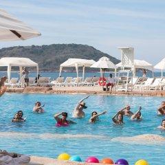 Costa De Oro Beach Hotel фитнесс-зал фото 3