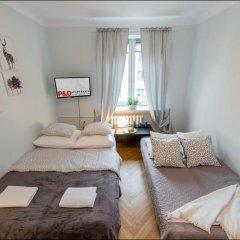 Отель P&O Plac Bankowy 4 Польша, Варшава - отзывы, цены и фото номеров - забронировать отель P&O Plac Bankowy 4 онлайн комната для гостей фото 3