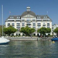 Отель La Reserve EDEN AU LAC Zurich фото 5