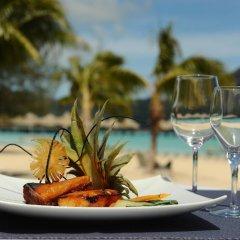 Отель Le Meridien Bora Bora гостиничный бар