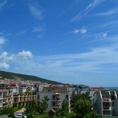 Отель Africana Болгария, Свети Влас - отзывы, цены и фото номеров - забронировать отель Africana онлайн пляж