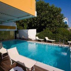 Отель Roma Италия, Риччоне - отзывы, цены и фото номеров - забронировать отель Roma онлайн бассейн