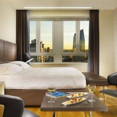 Отель UNAHOTELS Century Milano комната для гостей фото 3