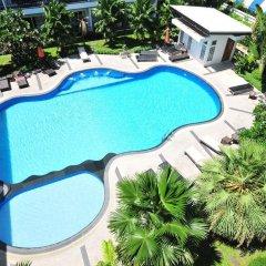 Отель Bs Residence Suvarnabhumi Бангкок бассейн фото 3