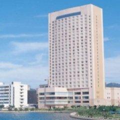 Отель Lakeside Hotel Xiamen Airline Китай, Сямынь - отзывы, цены и фото номеров - забронировать отель Lakeside Hotel Xiamen Airline онлайн пляж