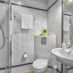 Отель Aurora Residence Польша, Лодзь - отзывы, цены и фото номеров - забронировать отель Aurora Residence онлайн ванная фото 2