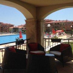 Отель Apartkomplex Sorrento Sole Mare балкон