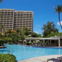 Отель Hyatt Regency Guam Гуам, Тамунинг - отзывы, цены и фото номеров - забронировать отель Hyatt Regency Guam онлайн бассейн