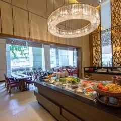 Отель Grande Centre Point Hotel Ploenchit Таиланд, Бангкок - 3 отзыва об отеле, цены и фото номеров - забронировать отель Grande Centre Point Hotel Ploenchit онлайн питание